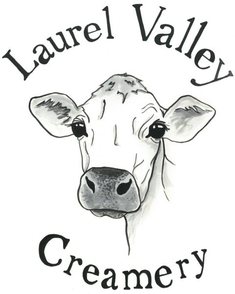 Laurel Valley Creamery logo