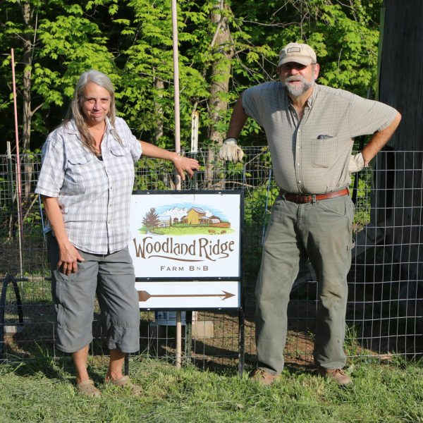 Owners of Woodland Ridge Farm